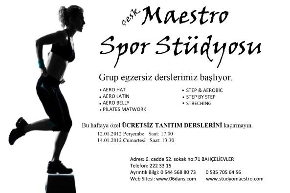 Ankara Pilates Kursu