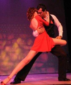 Tango ve Kırmızı