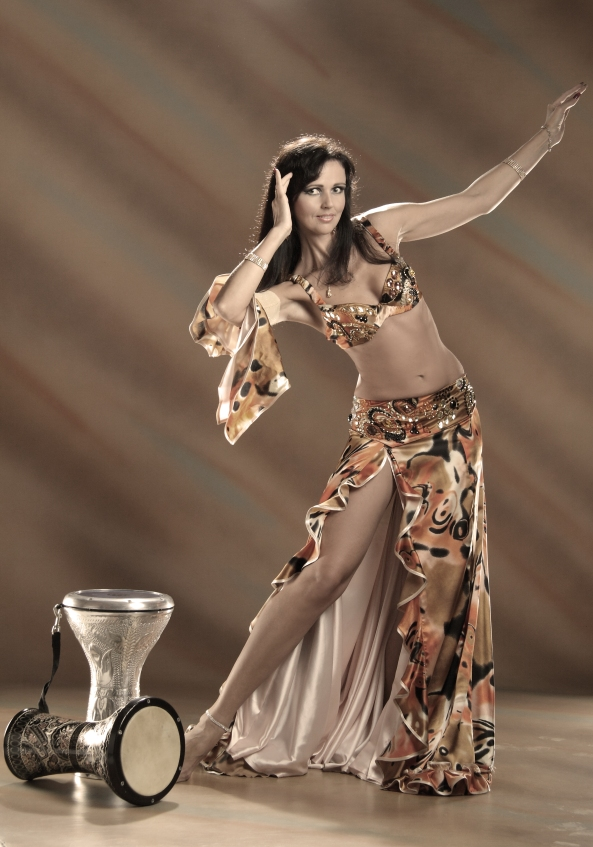 ankara oryantal dans kursları